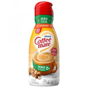 Nestle Coffee-mate Sugar Free Hazelnut Non-dairy Creamer