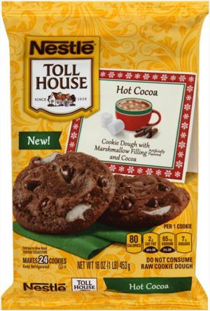 Nestle Toll House Hot Chocolate Cookie Dough Bar