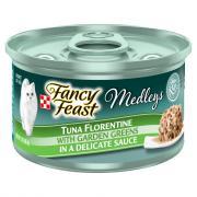 Fancy Feast Elegant Medley Yellow Fin Tuna Florentine