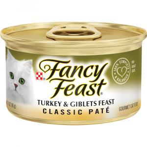 Fancy Feast Classic Turkey & Giblets