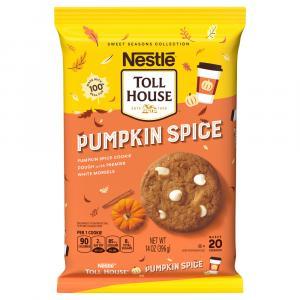 Nestle Toll House Pumpkin Spice Cookie Dough Bar