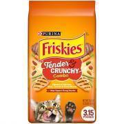 Friskies Signature Blend Dry Cat Food