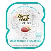 Fancy Feast Petites Ocean Whitefish & Tuna Entree Pate
