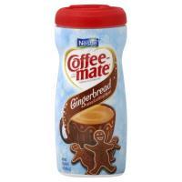 Nestle Coffee-mate Gingerbread Non-dairy Creamer
