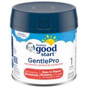 Gerber Good Start Gentle Infant Formula