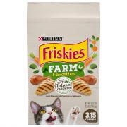 Friskies Farm Favorites Cat Food with Chicken