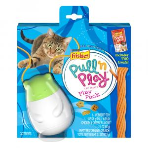 Friskies Pull N Play Combo Pack