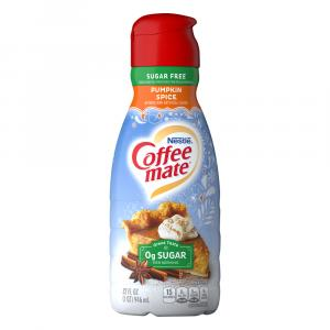 Nestle Coffee-Mate Liquid Sugar Free Pumpkin Spice