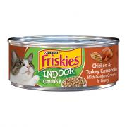 Friskies Selects Chicken w/Turkey Can Cat Food