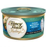 Fancy Feast Medleys Ocean Whitefish with Garden Veggies