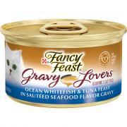 Fancy Feast Gravy Lovers Seafood