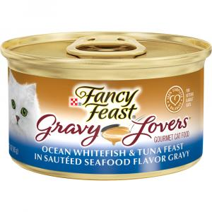 Fancy Feast Gravy Lovers Seafood