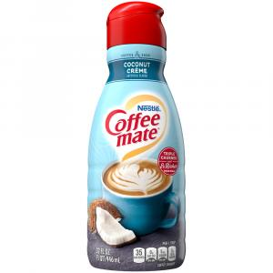 Nestle Coffee-mate Coconut Cream Non-dairy Creamer