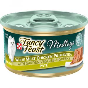 Fancy Feast Elegant Medleys White Meat Chicken Primavera