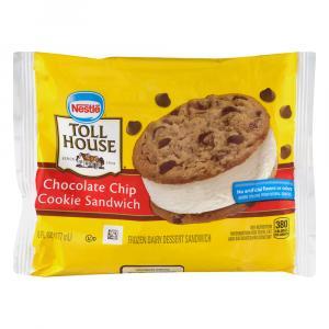 Nestle Toll House Cookie Ice Cream Sandwich