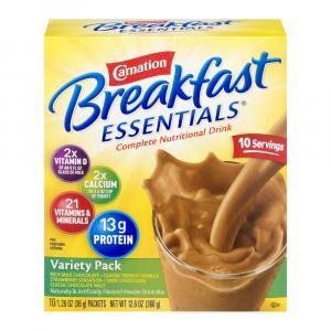 Carnation Instant Breakfast Variety Pack