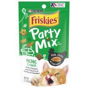 Friskies Party Mix Picnic Mix Cat Treats