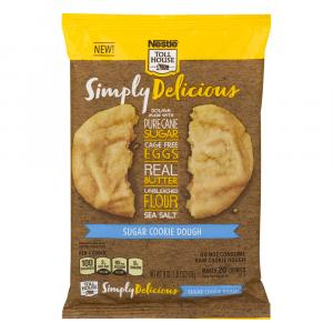Nestle Toll House Simply Delicious Sugar