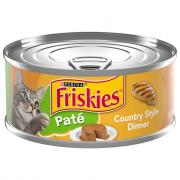 Friskies Buffet Country Style Dinner Canned Cat Food