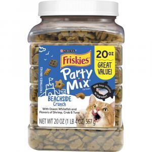Friskies Party Mix Beachside Cat Treats