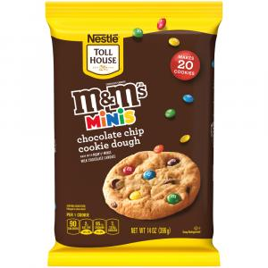 Nestle M&M's Minis Cookie Dough