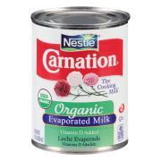 Carnation Organic Evaporated Milk