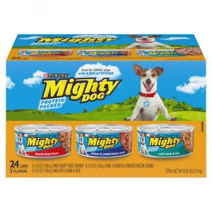 Mighty Dog Canned Dog Food
