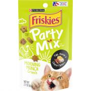 Friskies Party Mix Morning Munch Crunch Treats