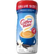 Nestle Coffee-Mate Powder French Vanilla Creamer