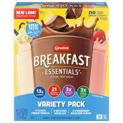 Carnation Instant Breakfast Variety Pack