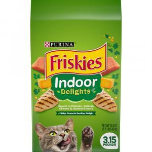 Friskies Indoor Delights Cat Food