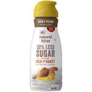 Coffeemate Natural Bliss Honey Pecan Creamer