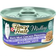 Fancy Feast Elegant Medley Chicken Primavera Cat Food