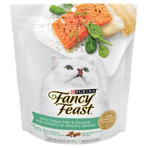 Fancy Feast Ocean Salmon Cat Food