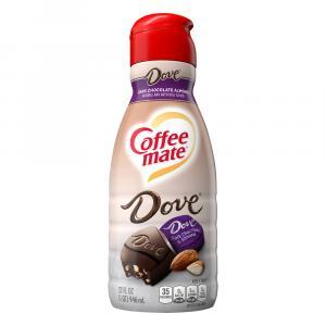 Nestle Coffee-Mate Dove Chocolate Almond Non-Dairy Creamer