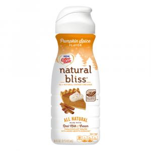 Coffee-Mate Liquid Natural Bliss Pumpkin Spice