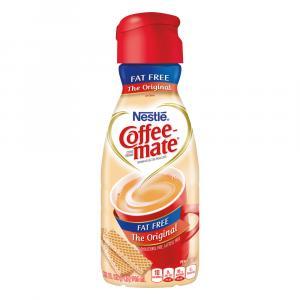 Nestle Coffee-mate Fat Free Non-dairy Creamer