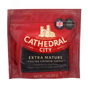 Cathedral City Extra Mature English Cheddar Cheese