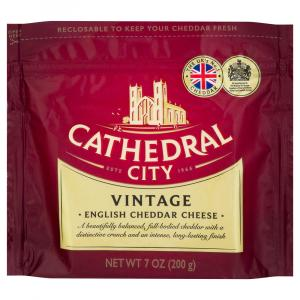 Cathedral City Vintage English Cheddar Cheese