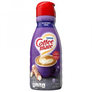 Nestle Coffee-mate Italian Sweet Creme Non-dairy Creamer