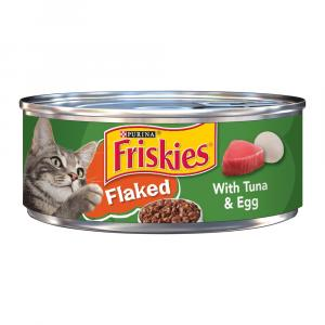 Friskies Flaked Tuna & Egg