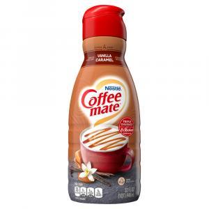 Nestle Coffee-mate Vanilla Caramel Non-dairy Creamer