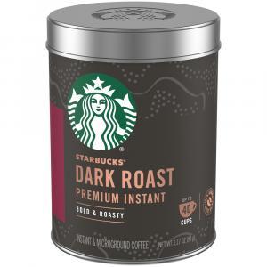 Starbucks Premium Instant Dark Roast Coffee