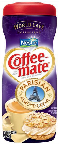 Nestle Coffee-mate Parn Almond Non-dairy Creamer