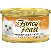 Fancy Feast Classic Liver & Chicken