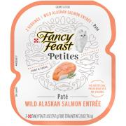 Fancy Feast Petites Wild Alaskan Salmon Entree Pate