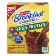 Carnation Breakfast Essentials High Protein Chocolate