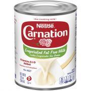 Carnation Evaporated Skim Milk