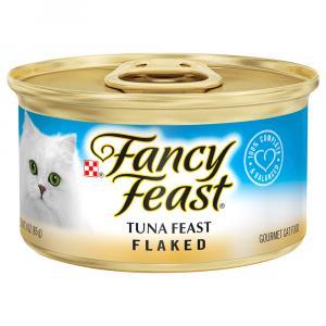 Fancy Feast Flaked Tuna Canned Cat Food
