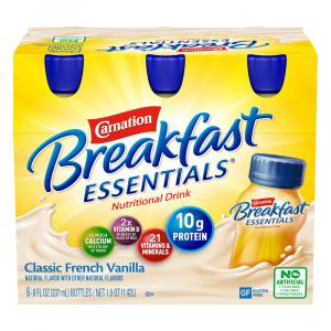 Carnation Breakfast Essentials French Vanilla